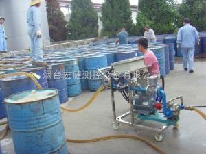 YLJ-II液體定量裝桶計量泵