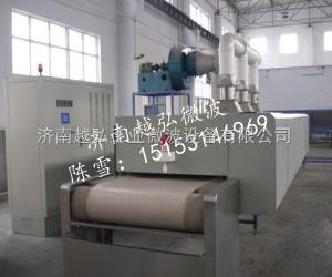 YH-45KW濟南越弘微波蒜片脫水滅菌設備廠家