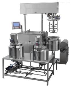 GDZRJ-50谷地栓剂乳化机设备