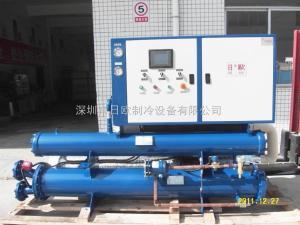 RO-313WS日欧水冷式螺杆冷水机 镀膜机专用冷水机