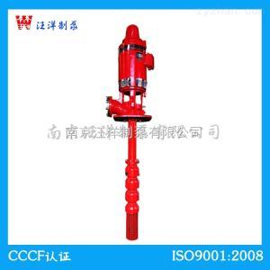 XBD干式长轴消防泵电动深井消防泵立式多级消防泵轴流深井消防泵