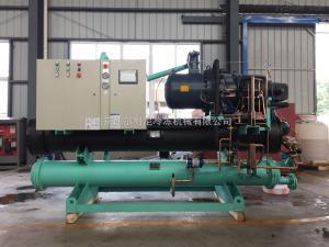 水冷螺杆工业冷水机组