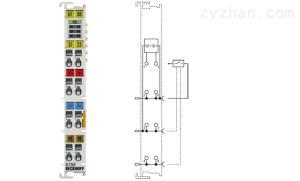BECKHOFF倍福EL1262 輸入端子模塊