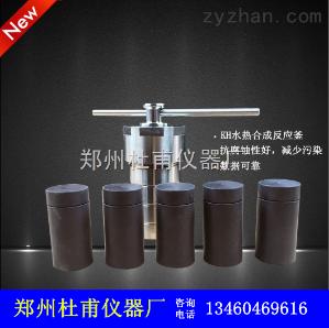 50ML供應高壓不銹鋼反應釜高溫高壓水熱合成反應釜 不銹鋼水熱反應釜