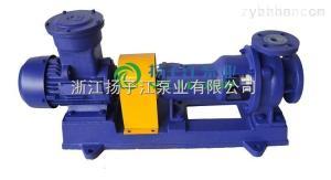 IHFlIHFl系列氟塑料合金离心泵 机械密封加酸工艺流程酸洗泵酸碱泵