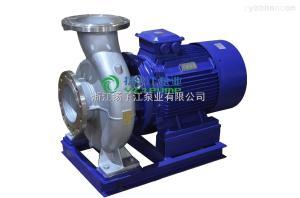 ISWISW125---250臥式管道泵 直聯泵 單級單吸離心清水泵 循環增壓泵