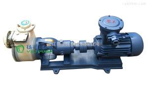FZB型大量供应氟塑料自吸泵 耐酸碱自吸泵 四氟自吸泵 废水处理