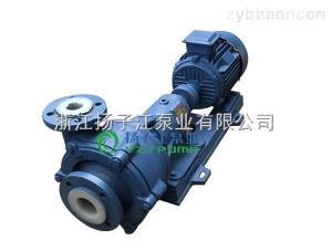 UHB-ZK污水泵生產廠家 125UHB-ZK-140-28型耐腐耐磨砂漿泵 化工污水泵