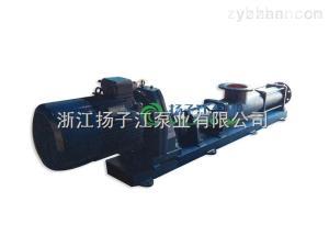 G型無級調速螺桿泵 G50-1調速螺桿泵 電磁調速螺桿泵變頻螺桿泵