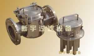 管道式磁性过滤器