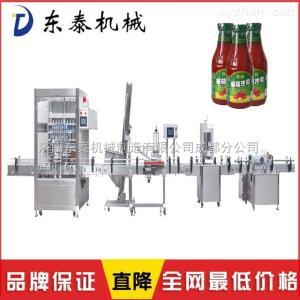 长沙番茄酱灌装生产线 可定做 价格便宜