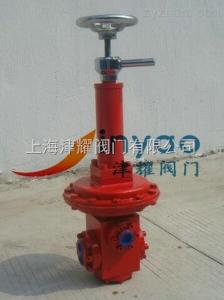 JYSQ21-25氣手動減壓溢流閥JYSQ21-25