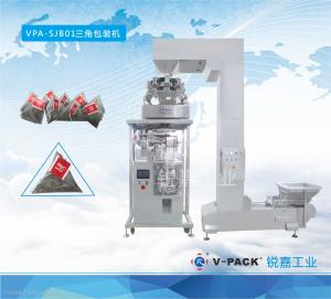 VPA-SJB01全智能三角包装机  锐嘉制造