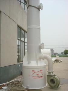 SY-500/SY-1800聚丙烯廢氣凈化塔