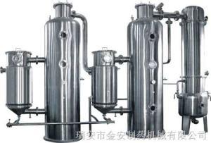 WZII系列双效节能浓缩器(回收酒精)