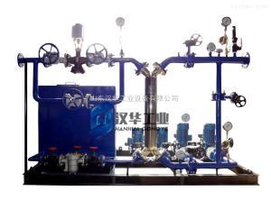HAN采暖热水用螺旋缠绕管换热器,换热机组
