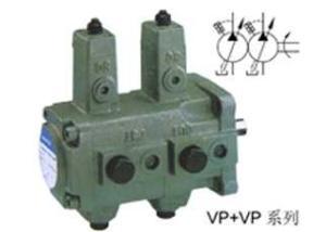 VA1A1-0808F-A*——VE1E1-4545F-A*双联变量叶片泵