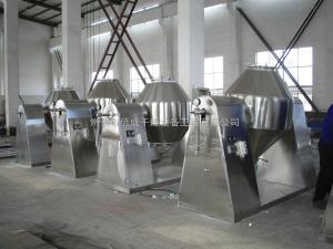 SZG高效雙錐回轉真空干燥機 有毒性物料真空干燥箱 烘干機