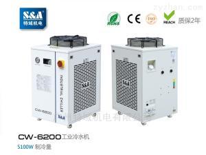 CW-6200商標膠印印刷機冷水機加冷媒能提高制冷量嗎