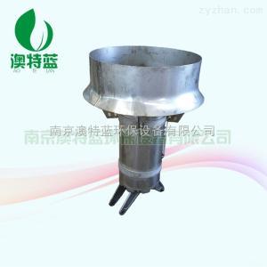QJB2.2/8-320污水搅拌机/器 导流罩碳钢材质潜水搅拌机