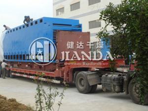 DW系列多层带式干燥机价格