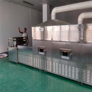 粽叶芦苇叶干燥机 微波粽叶干燥机