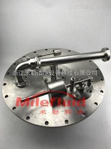 DN500/  DN600/DN700罐頂安全衛生組件