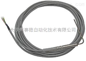 弗赛德A级精度,双支四线制PT100蒸汽灭菌柜专用刺入式热电阻PL7105温度探头