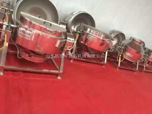 klf-200l燒雞夾層鍋,燒肉蒸煮鍋