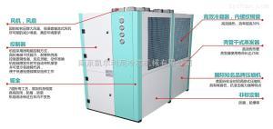 南京風冷箱型冷水機