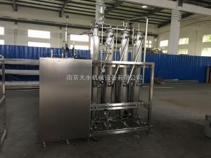 MS200-5多效蒸馏水机设备