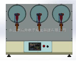 工業機器人柔性電纜彎曲試驗機