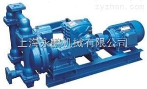上海永鹏机械有限公司DBY型涡轮式电动隔膜泵