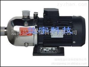 001供应电加热蒸汽发生器专用增压泵 锅炉配件