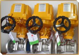 液氨专用电动阀门、电动液氨紧急切断阀