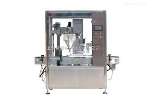 XT-FJ30粉劑灌裝旋蓋一體機 粉劑藥品包裝機   粉劑灌裝機