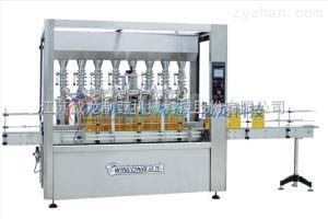 AYS/12全自動油類灌裝機
