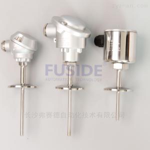 7107/000弗賽德|FUSIDE一體化溫度變送器 現貨供應 插入長50mm衛生型熱電清洗機溫度傳感器