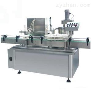 KZYG12-10口服液转盘式跟踪灌装轧盖机