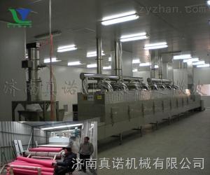 12KW-200KW紙盒微波干燥殺菌設備