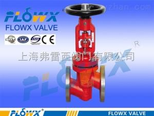 J41-16D/CFLOWX波纹管截止阀生产厂家