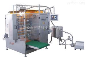 DXDO-Y900E全自動四邊封多列液體包裝機
