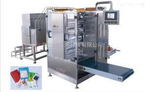 DXDO-J500E全自動四邊封多列醬體包裝機