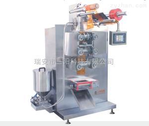 DXDS-J500E全自動四邊封雙列醬體包裝機