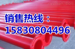 大口徑雙面涂塑鋼管廠家