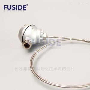 FUSIDE|弗赛德铠装热电阻温度传感器包装机械用小型接线盒化工PT100