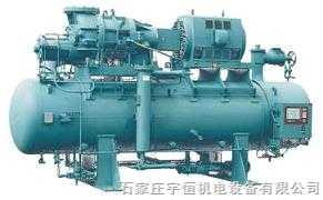 RWB II 型螺杆式压缩机组约克冷冻机组