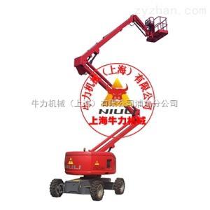 GTBZ上海自行走曲臂式高空升降作業平臺銷售價格