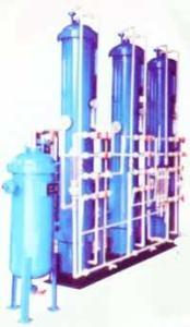 離子交換純水裝置