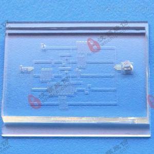微流控浓度梯度芯片